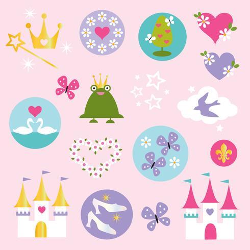 princess clipart vector