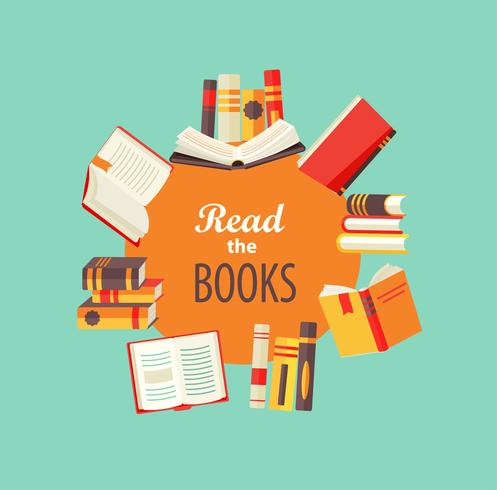 conjunto de libros