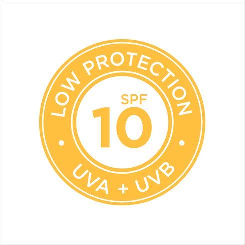 UV, zonwering, lage SPF 10