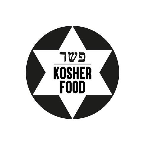 Kosher Food icon.