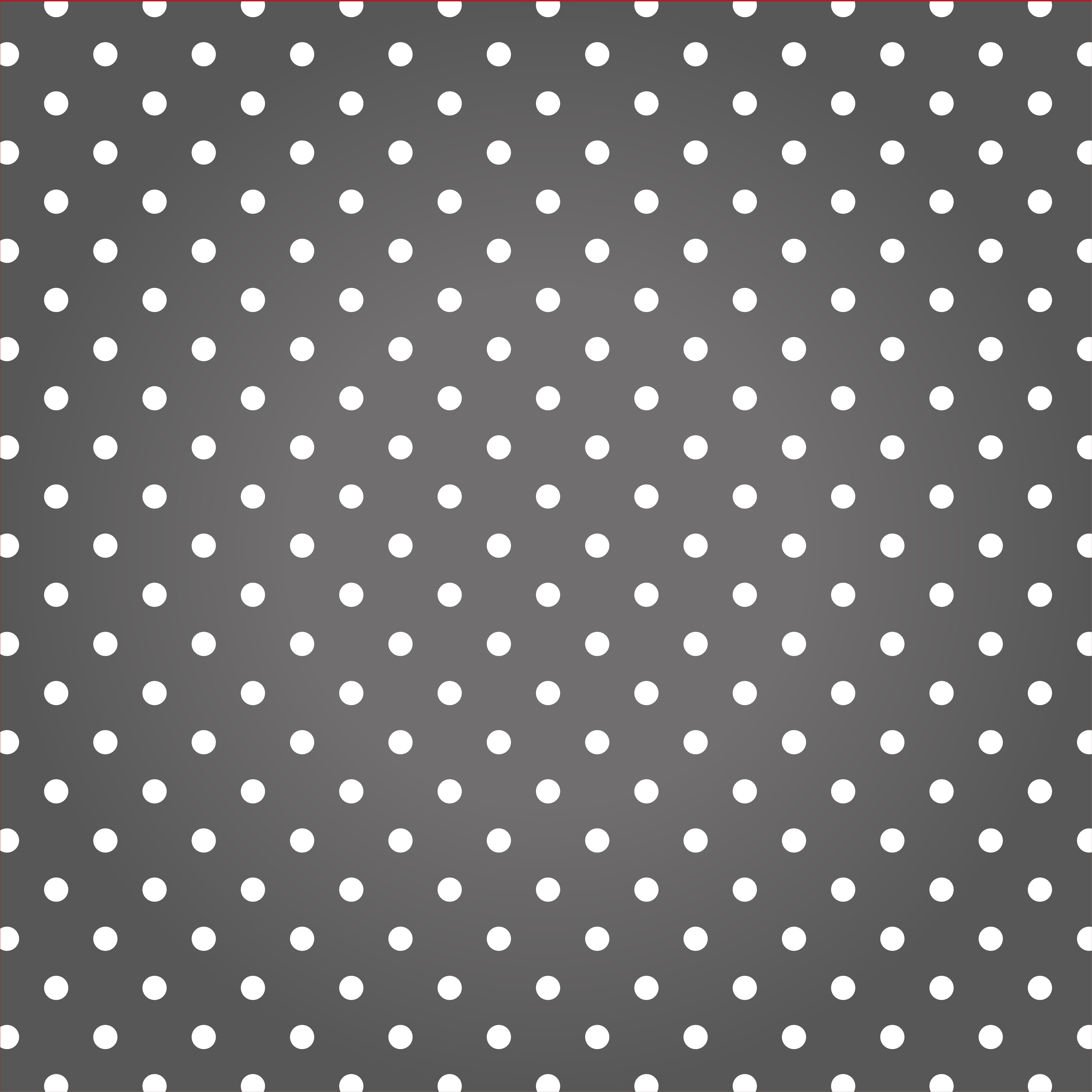 Abstract Round Logos: Gray Background With White Dots.