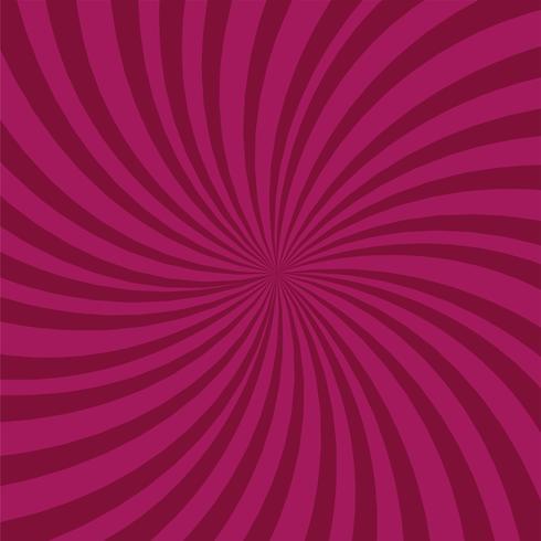 Fond de rayons violets lumineux. Effet Twister