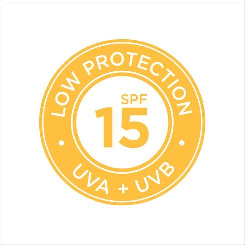 UV, protezione solare, basso SPF 15