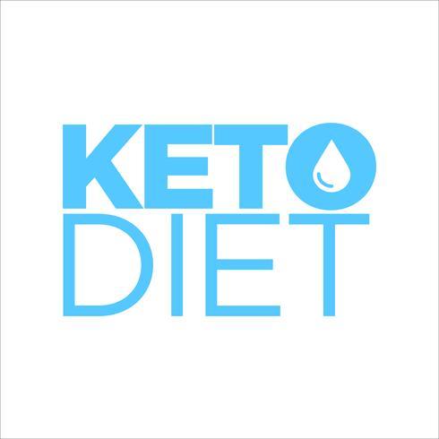 Keto dieet pictogram