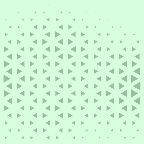 Abstraktes geometrisches blaues Grafikdesign-Dreieck-Halbtonmuster.