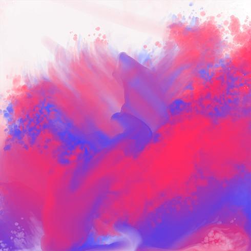 abstraktes Aquarell Splatter-Hintergrundbeschaffenheit