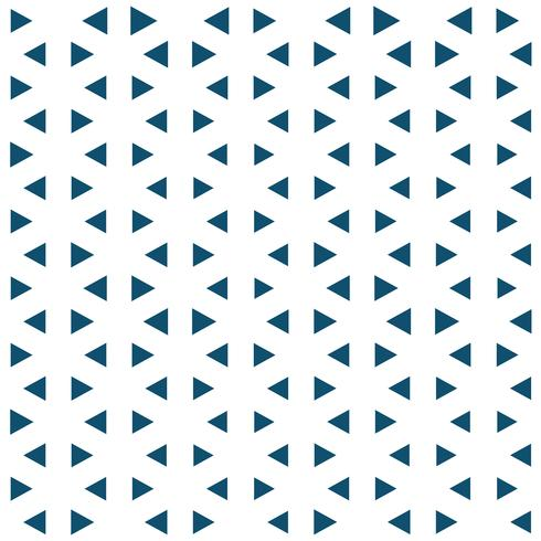 Abstract geometric blue graphic design triangle pattern.