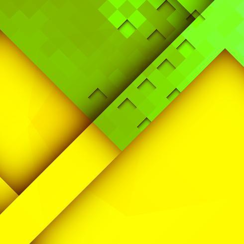 Abstrakter bunter moderner polygonaler Hintergrund