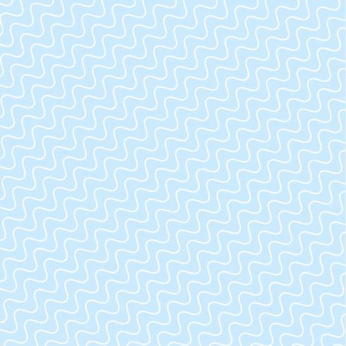 Blauer und weißer schiefer Wellenhintergrund.