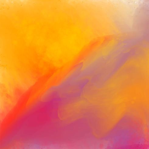 design de fond de texture aquarelle vibrante