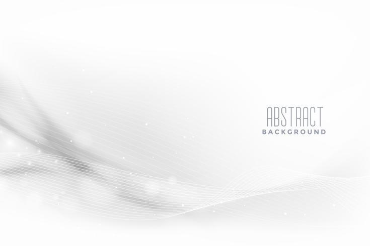 beautiful white elegant banner design