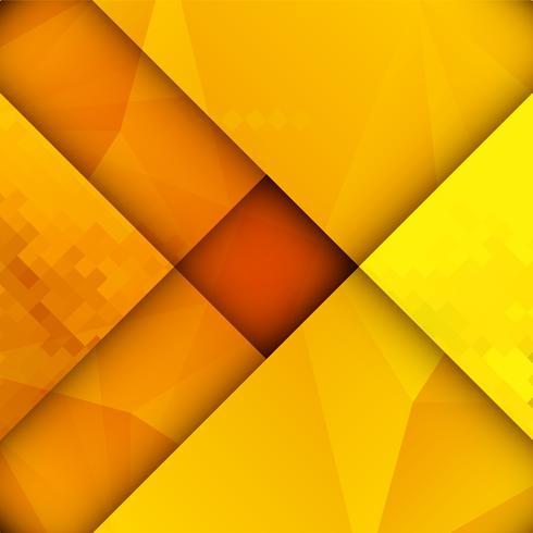 Fundo poligonal à moda colorido abstrato