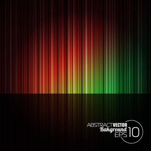 Fond brillant abstract vector.