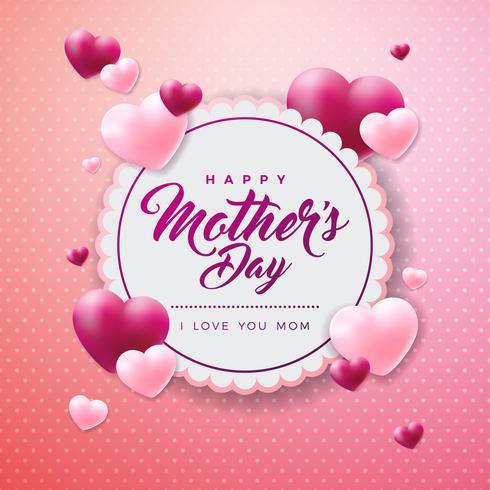 Lycklig mors dag hälsning