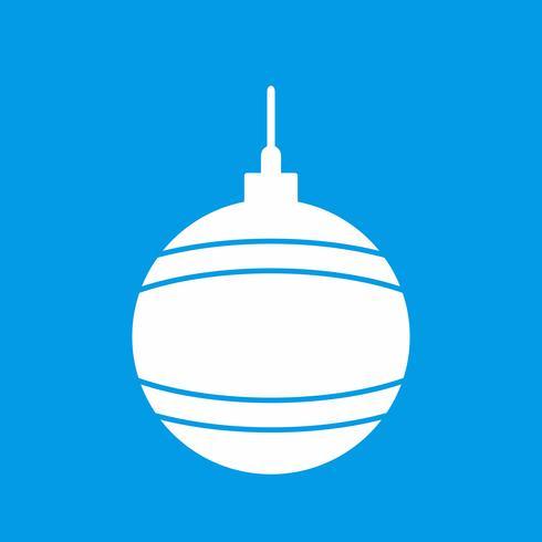 vector bal pictogram