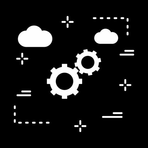 icono de ajuste de vector