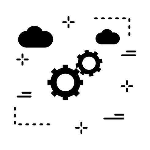 Vektor Einstellung Symbol