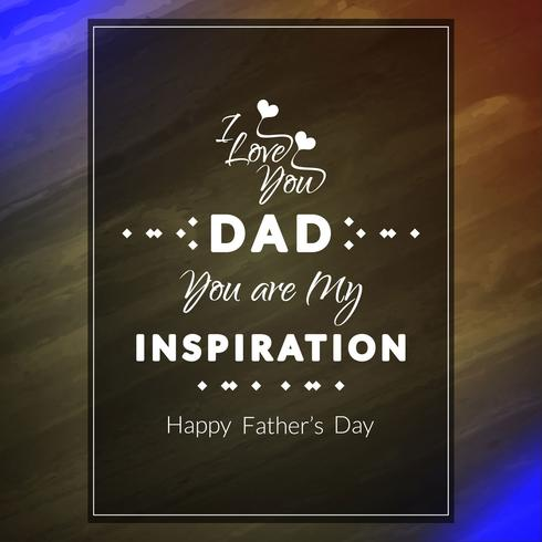 Abstract Father27;s day background - Download Free Vector Art, Stock Graphics & Images