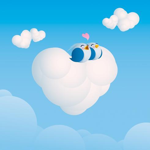 Liefde in de lucht