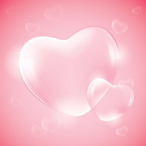 Bolle a forma di cuore