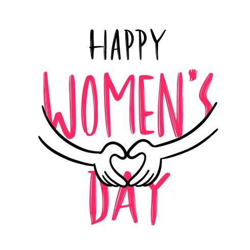 Bonne fête des femmes