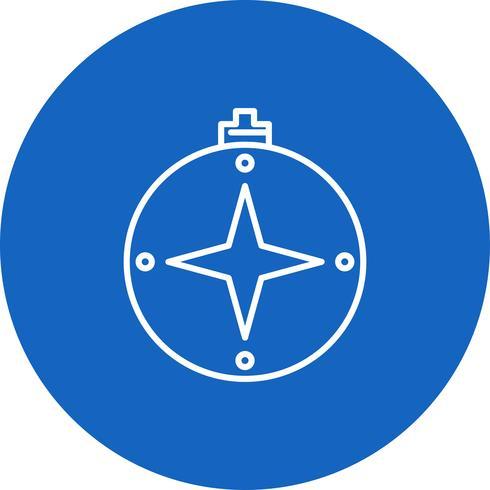 Vector kompas pictogram