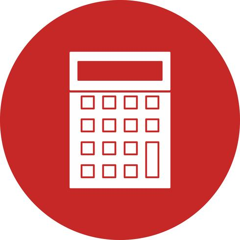 vector calculatorpictogram