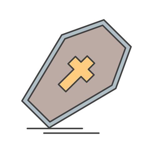 icona della bara di vettore