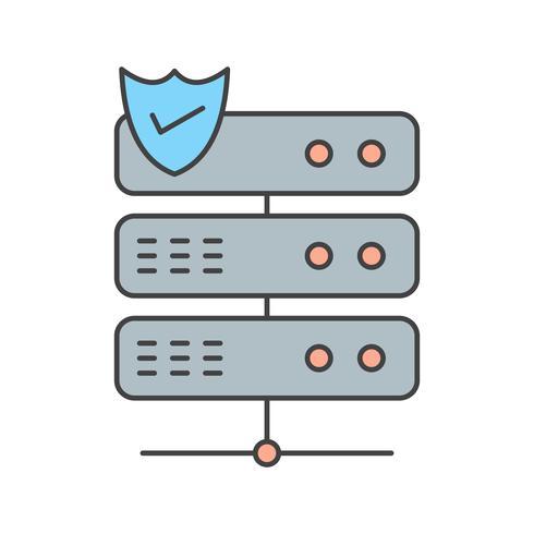 icona del server vettoriale