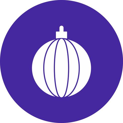 ícone de bola de vetor