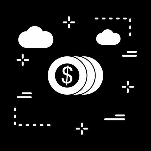 vector munten pictogram