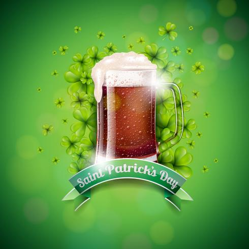 St Patrick's Day Design vektor