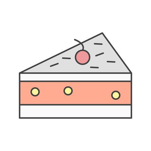 ícone de queijo de vetor