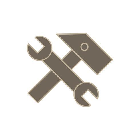 icône d'outils vectoriels