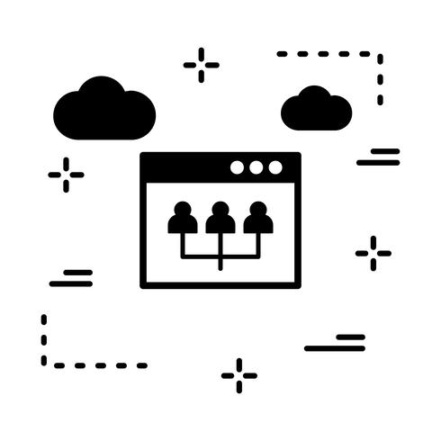 vector web pictogram