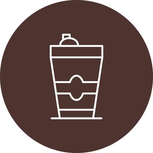 Icona di vettore bevanda