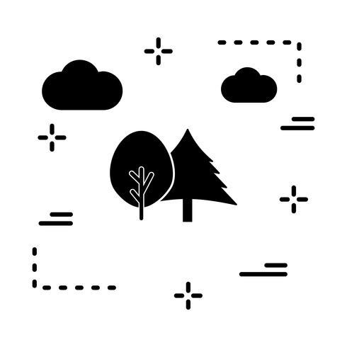 vektor växtikon
