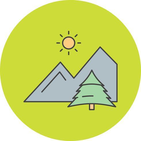 icona della galleria di vettore