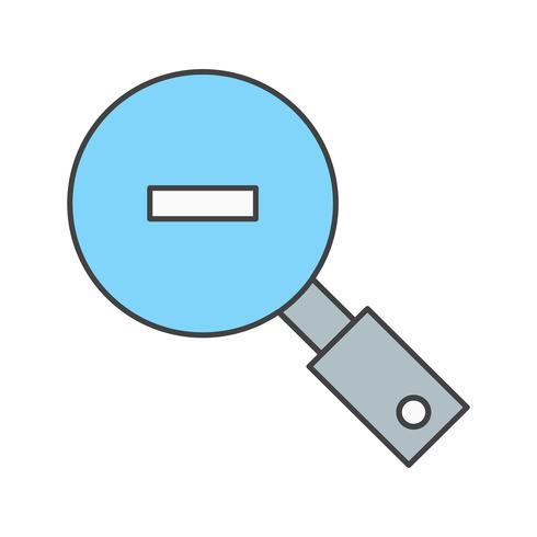 icono de búsqueda de vectores