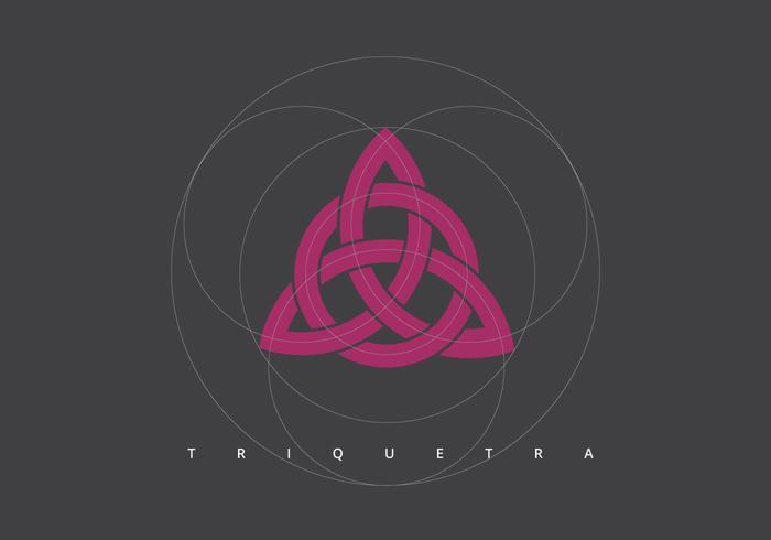 triquetra form illustration