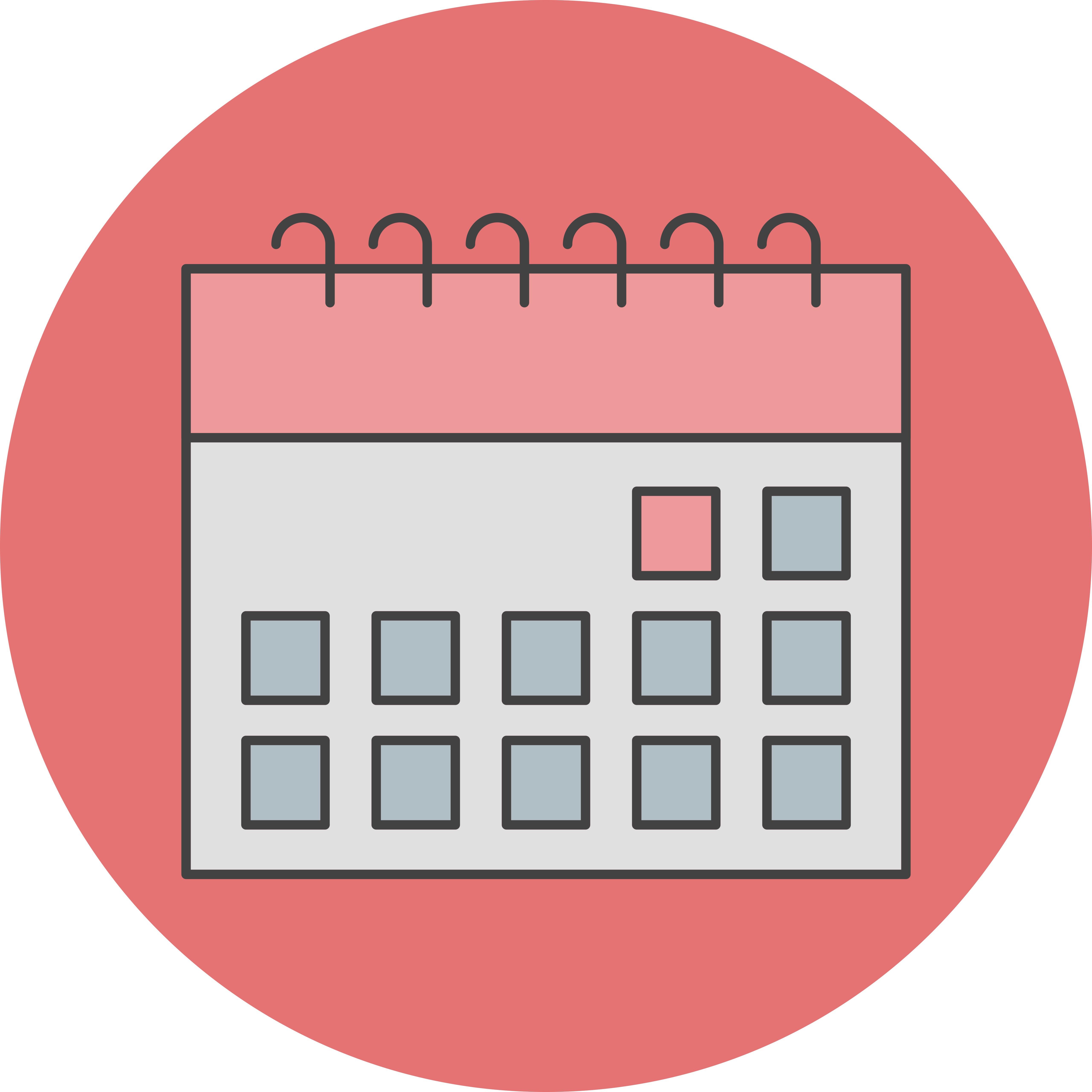 календарь значок картинка дизайнерские решения водопадами