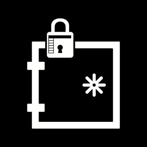ícone de armário de vetor