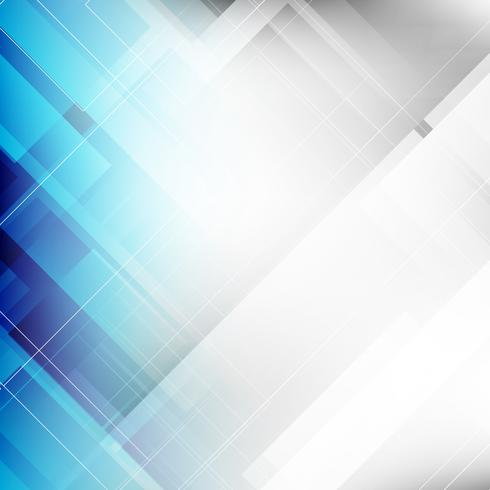 Fondo tecnológico geométrico abstracto
