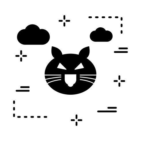 vector cat icon