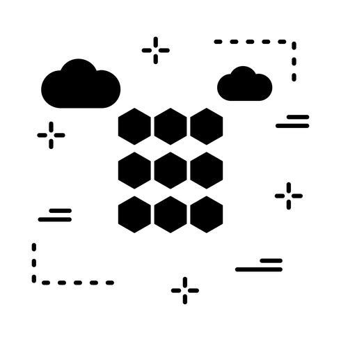 vector menu icon