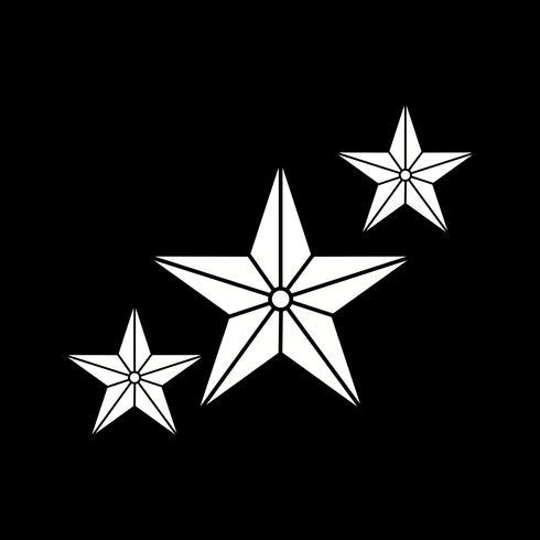vector sterpictogram