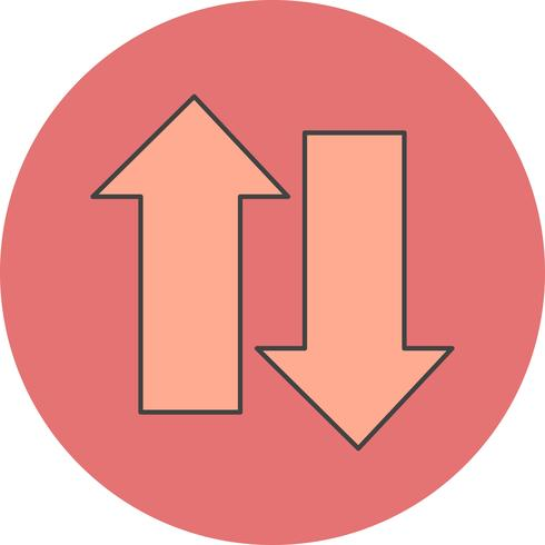vector pijlen pictogram