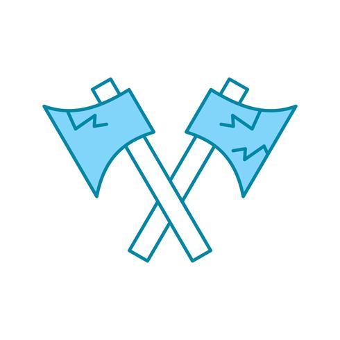vector axe icon