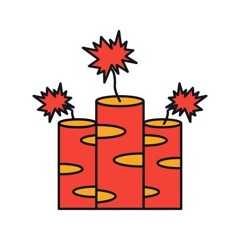 icona del fuoco di lavoro vettoriale