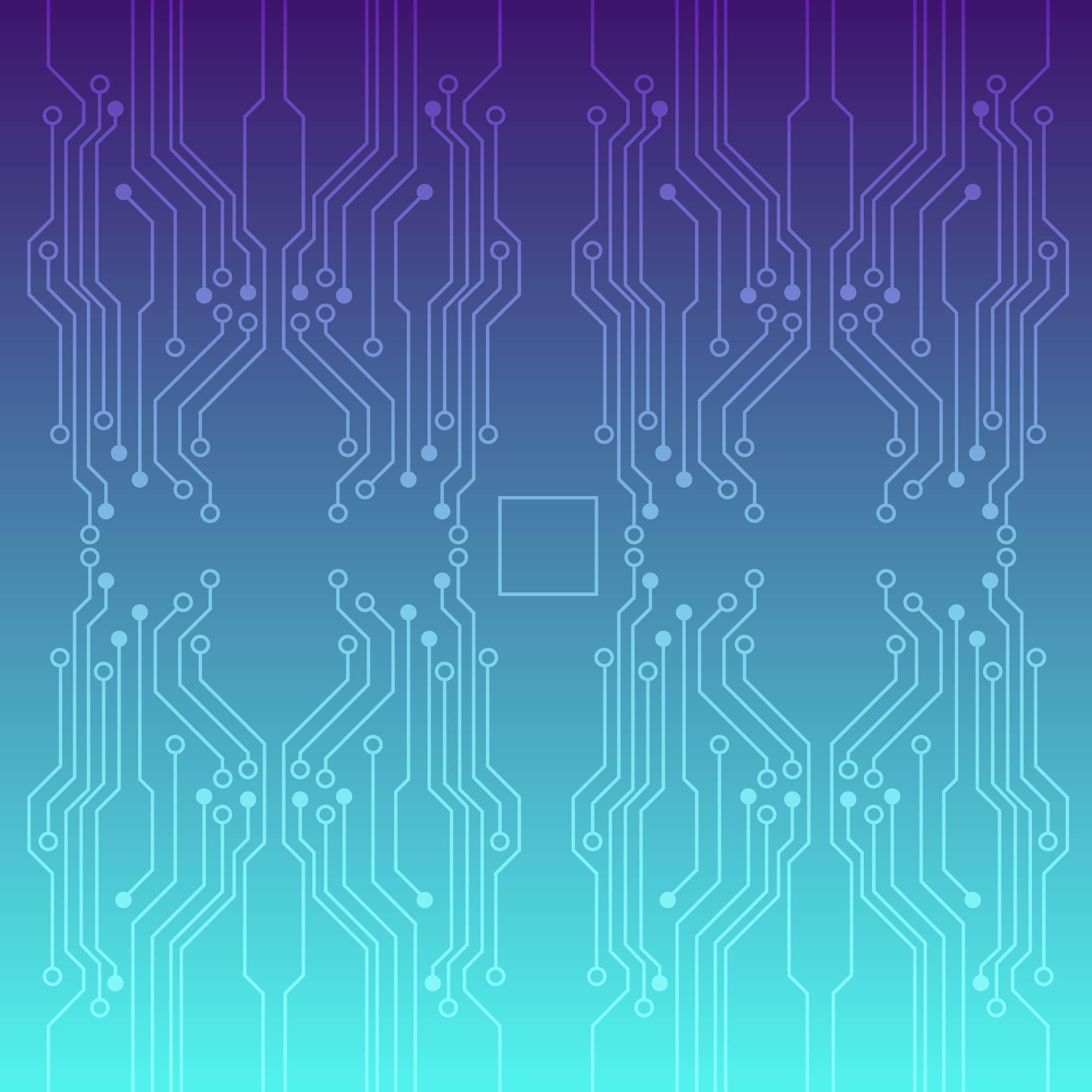 Printed Circuit Board Vector Download Free Vector Art